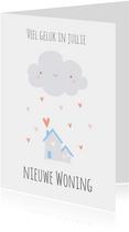 Woning | Wolkje & hartjes - KO