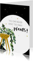 Woonkaart: You can never have too many plants