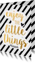 Woonkaarten - enjoy the little things