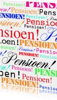 Woorden Pensioen Kleur - BK
