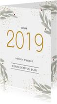 Zakelijke kerstkaart 2019