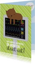 Ziekenhuis - Poes Monitor