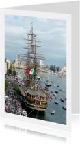 Zomaarkaart Amerigo Vespucci