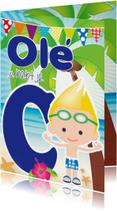 Zwemdiploma Ole C Jongen