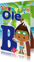 Zwemdiploma Ole je B Eros