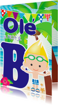Zwemdiploma Ole je B Jongen