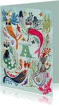 Zwemdiploma zeemeermin of meerkatten