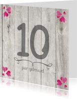 10-jaar-huwelijk-hout-cijfer