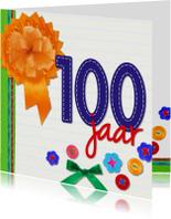 100 jaar gefeliciteerd -BF