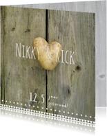 12,5 jaar met aardappel hartje