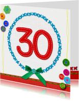 30 jaar verjaardag -BF