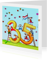 35 jaar anet illustraties