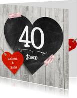 40 jaar hart jublieum