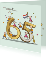 65 jaar Anet Illustraties