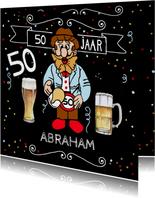 Abrahampop biertje