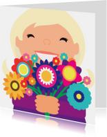 Felicitatiekaarten - Alies Design bloemen 5