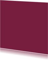 Anemone vierkant enkel
