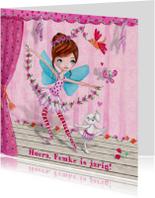 Ballerina Ballet Jarig Carita Design