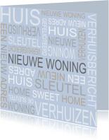 Bar creatief - Nieuwe woning tekst 3