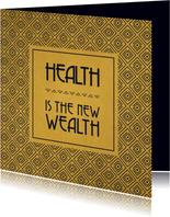 Beterschap Health is the new wealth