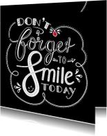 Beterschap - smile black EM