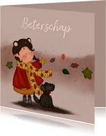Beterschapskaart life of Lolli herfst