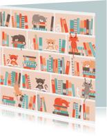 Bibliotheekkatten