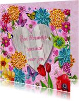 Bloemen voor jou Tulpen