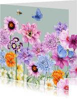 Bloemen zomer