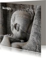Budha Spreuk Glimlach - OT