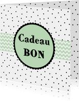 Cadeaubon mint