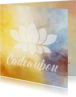 Cadeaubon zakelijk zzp mindfulness wellness