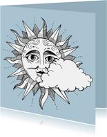 Phd Coachingskaart - Achter de wolken schijnt de zon