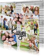 Collage Kusjes liefs - BK