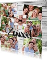 Collage Zomaar - BK