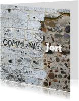 communie graffiti