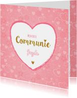 Communie lief en vleugje glamour