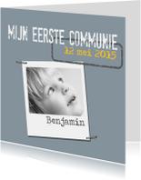 Communiekaart Benjamin