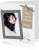 Communiekaart Hanna