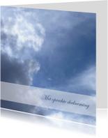 Condoleancekaart donkere wolken3