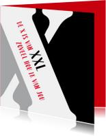 Valentijnskaarten - De X van XXL