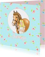Dieren - Jasmijn's paard