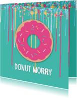 Donut worry - DH
