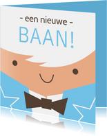 Een nieuwe Baan! Illustratie