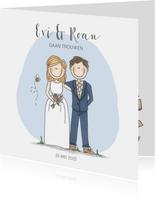 Evi & Roan gaan trouwen