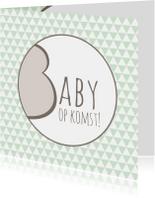 Felicitatie Baby op komst - WW