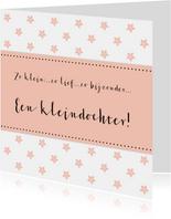 Felicitatie Kleindochter - WW