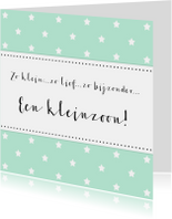 Felicitatie Kleinzoon - WW