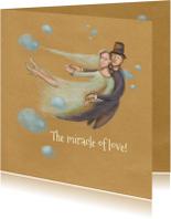 Felicitatiekaarten - Felicitatie -Miracle of Love- MW