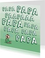 Felicitatie Twee Papa's